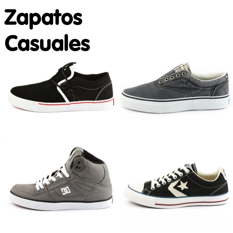522b5d968c2 Cuando decimos zapatos casuales nos referimos a un par de zapatos que  parecen deportivos