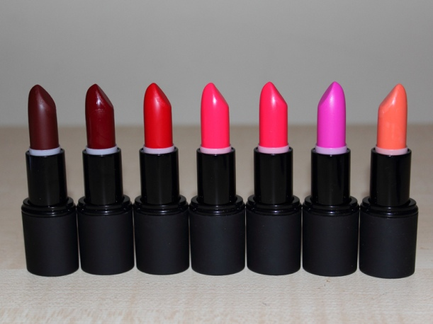 sleek makeup lipstick army